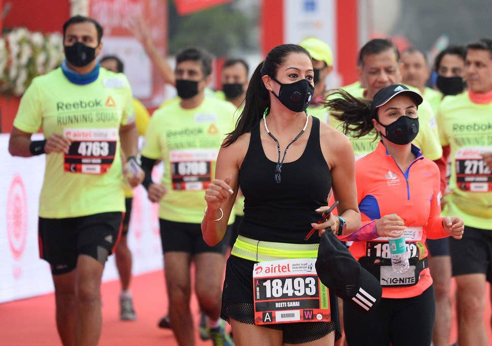 trail runner en tiempos de coronavirus