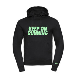 sudadera keep on running casual