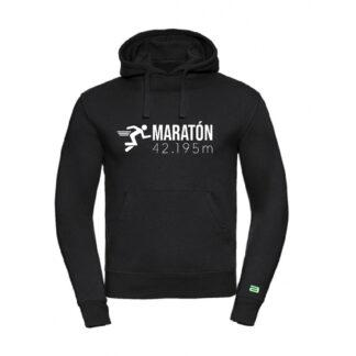 sudadera maratón casual
