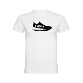 camiseta runner casual